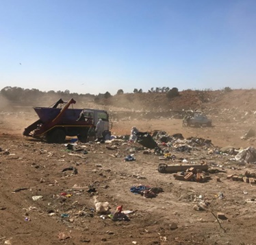 Bosch Munitech consults with eMalahleni local municipality on improving waste management services