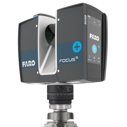 Bosch Holdings takes delivery of the new Faro S150 laser scanner
