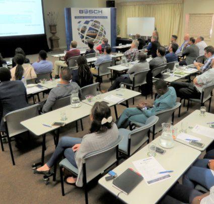 Bosch Ulwazi certified as an official ECSA training academy!