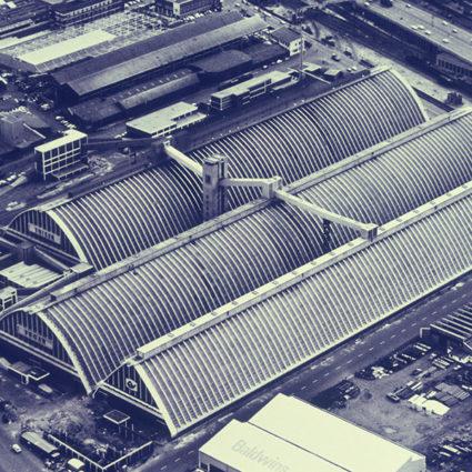 Bosch Munitech scans iconic SA Sugar Terminals